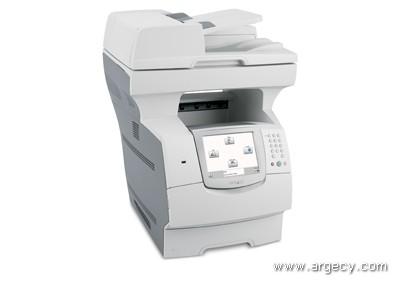 Lexmark X646e Printer
