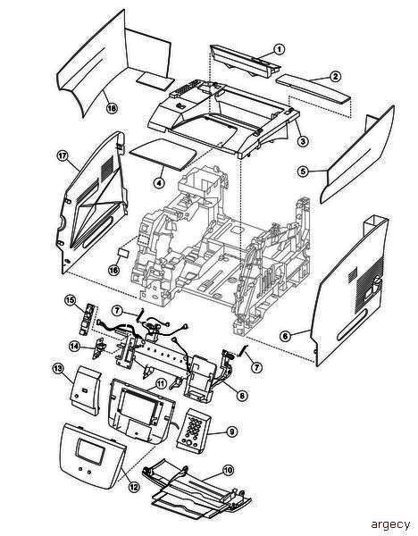 Lexmark X543 Manual